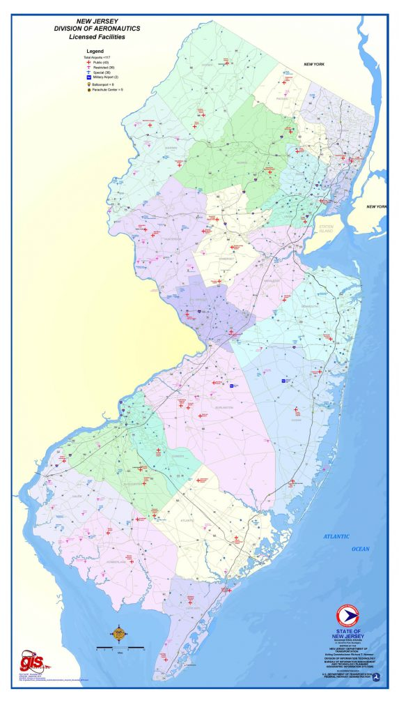 Nj airport map new jersey aviation association nj airport map download a full size copy of the file pdf format gumiabroncs Choice Image